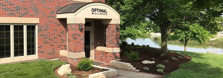 Chiropractor Wichita KS Office Exterior