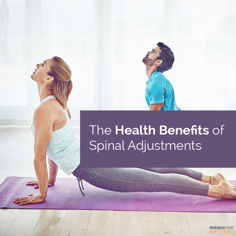 Health Benefits of Spinal Adjustments in Wichita KS
