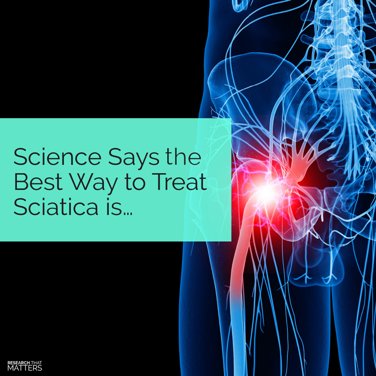Best Way To Treat Sciatica in Wichita KS
