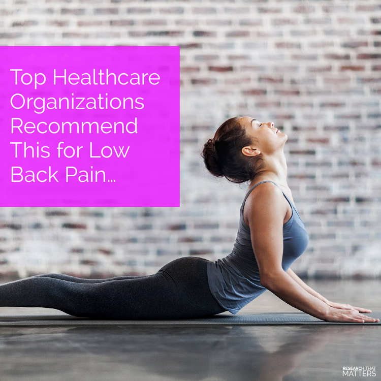 Tips To Overcome Low Back Pain in Wichita KS