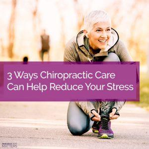 Chiropractic Care for Stress in Wichita KS