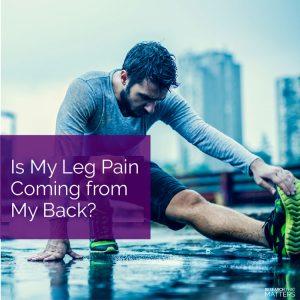 Chiropractic Wichita KS Leg Pain