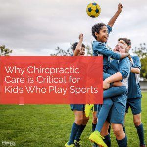 Chiropractic Wichita KS Kids and Sports